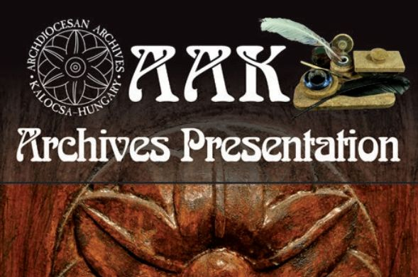 Archives presentation download